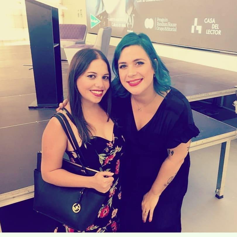 Sarina Hayon y Beta Coqueta