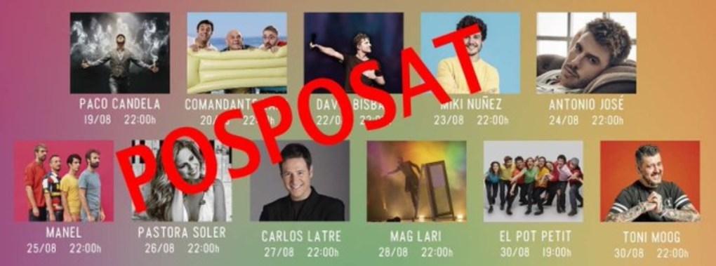 Girona Music Festival Posposat