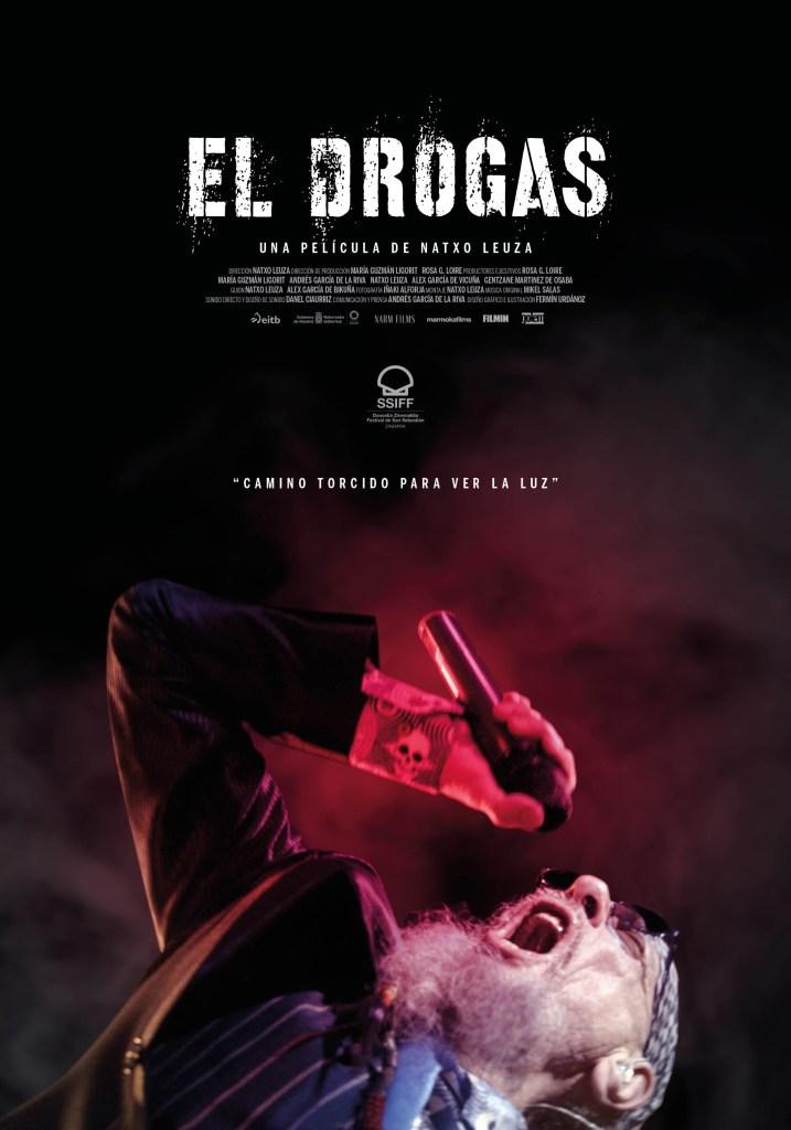 El Drogas póster estreno Golem Distribución