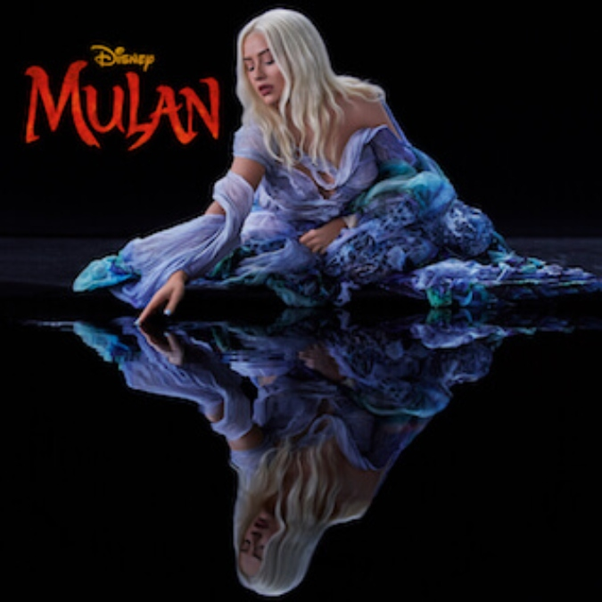 Reflection Christina Aguilera