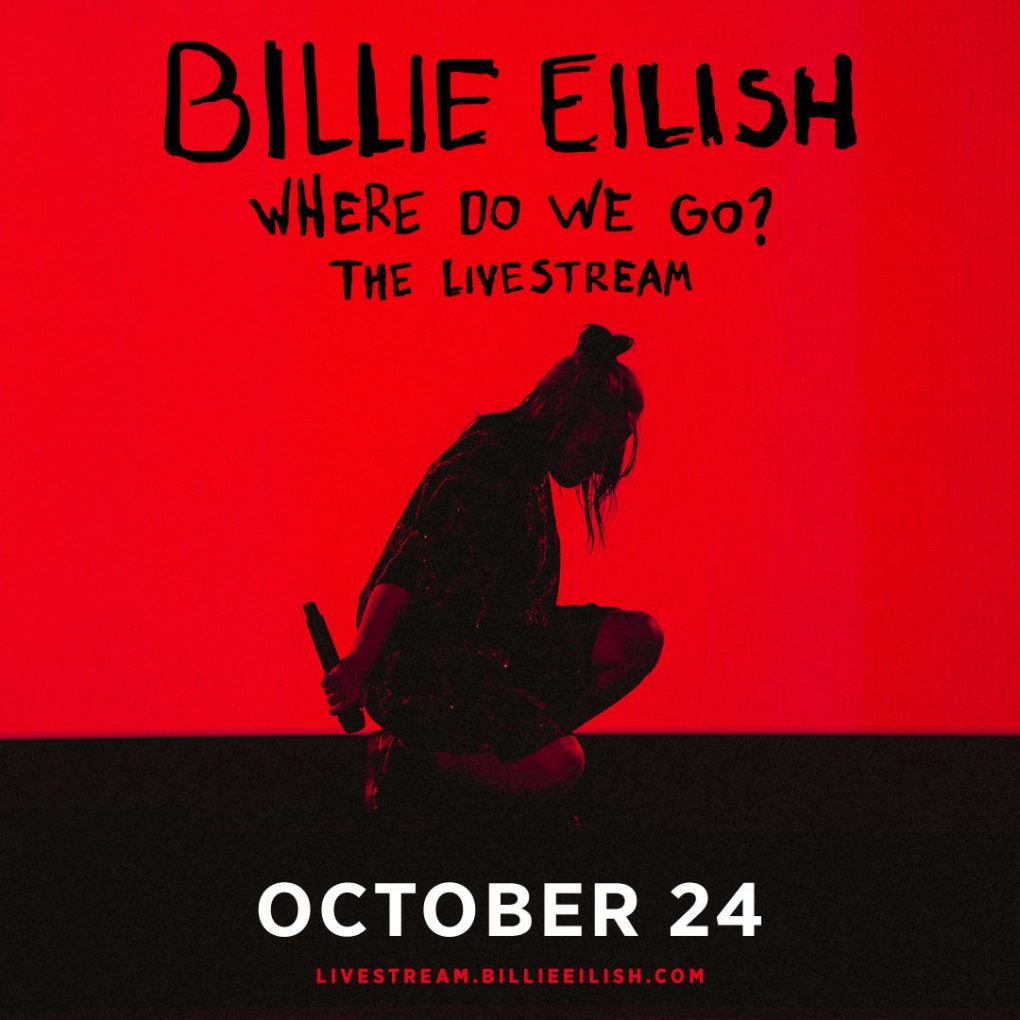 billie eilish en streaming