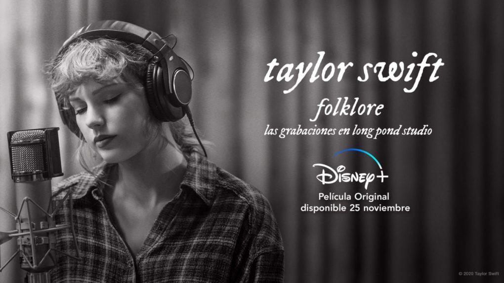 folklore Taylor Swift Disney+