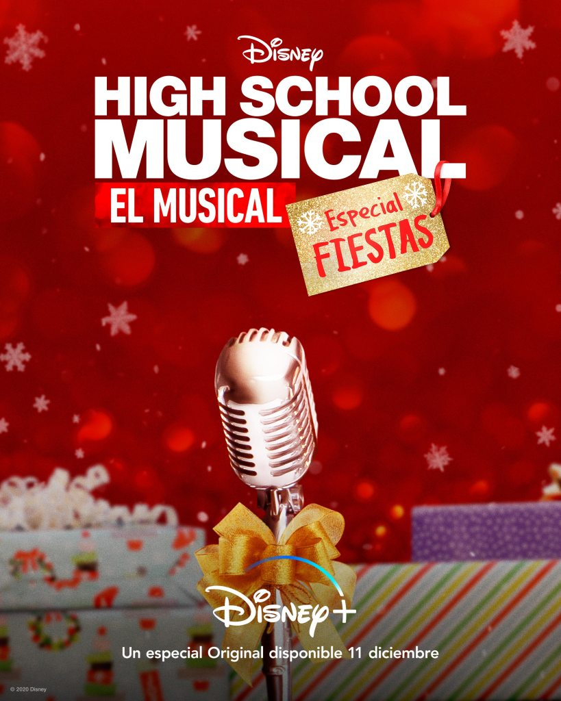 High school musical: el musical disney+