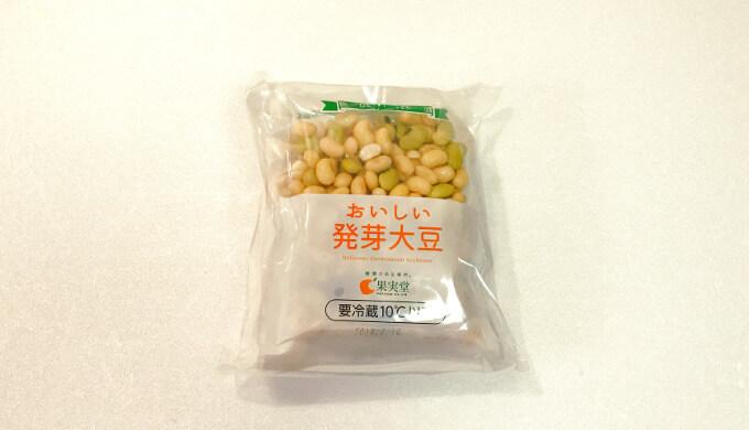 おいしい発芽大豆