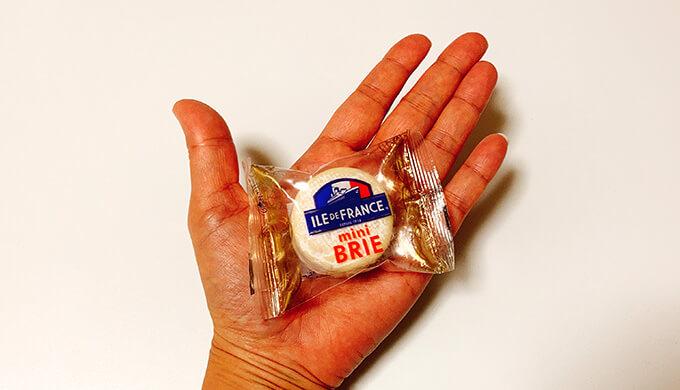 ミニブリーチーズ(個包装)