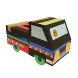 トラックのテッシュケース