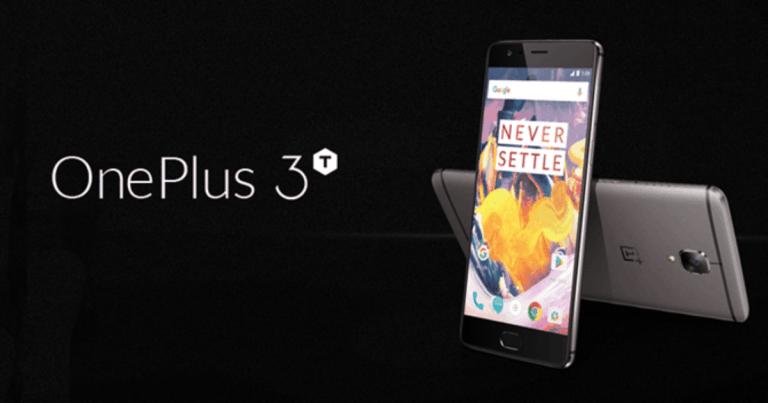Закажите OnePlus 3T сегодня