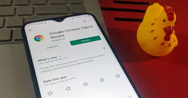 8 основных исправлений для Google Chrome, не обновляющегося на Android