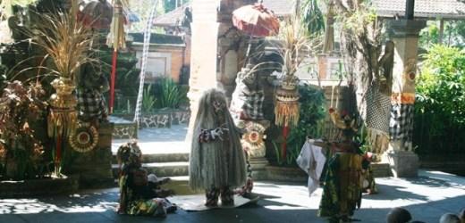 Ngắm múa Barong ở Bali