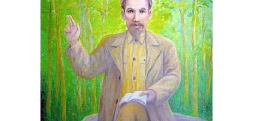 Họa sĩ có nhiều sáng tác về Chủ tịch Hồ Chí Minh