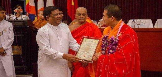 Người Việt đóng góp cho hoạt động Phật giáo quốc tế