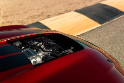 2020 Mustang Shelby GT500 vent