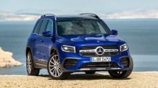 Mercedes-Benz GLB, galaxyblau Mercedes-Benz GLB, galaxy blue