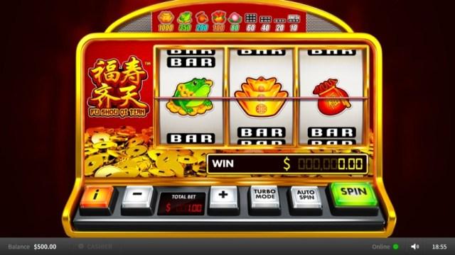 Spiele Fu Shou Qi Tian - Video Slots Online