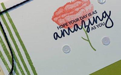 Quick & Cute Note Card