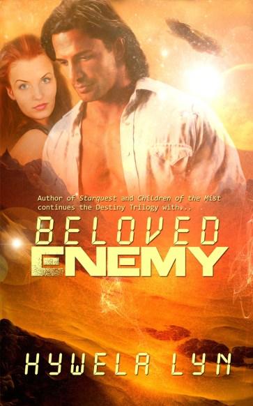 Beloved Enemy - Cover