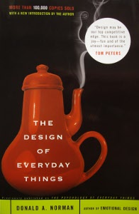 Livre The Design Of Everyday Things