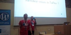 Compte rendu du WP Tech 2014 à Nantes