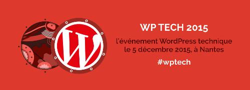Bannière WP Tech 2015