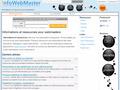 aperçu site infowebmaster