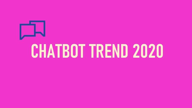 챗봇 트렌드 2020: 총 정리 및 요약 (프롤로그 / 에필로그)  Chatbot Trend 2020: Executive Summary (Prologue / Epilogue)