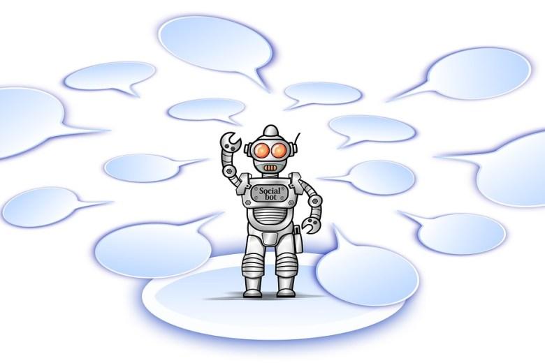 이미 나쁜 목적의 로봇과 인공지능은 등장했다. Bad robots or A.I were already introduced in our society or online communities