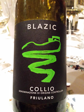 Blazic Collio Friulano 2015