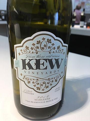 Kew Vineyards Marsanne 2014