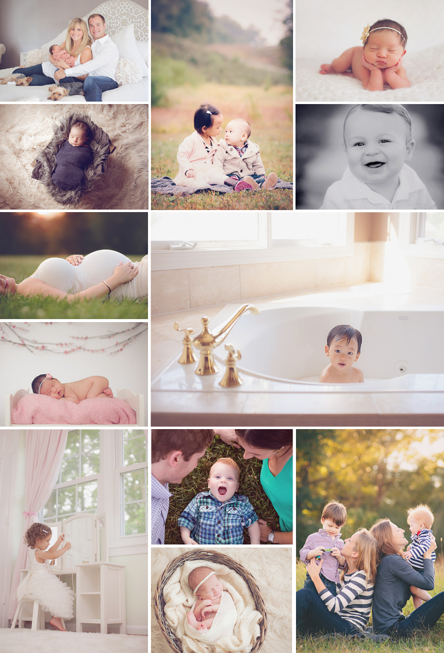 Best Rockville, MD Family Photography of 2013 | Tonya Teran Photography