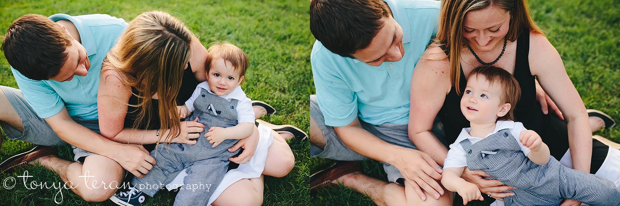 Outdoor Family Photo Session   Tonya Teran Photography, Alexandria, VA Newborn, Baby, and Family Photographer