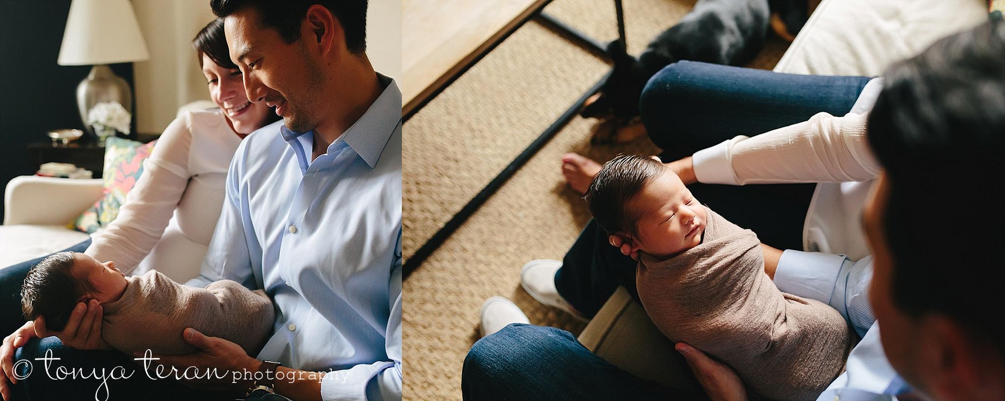 Newborn Photo Session | Tonya Teran Photography, Washington, DC Newborn, Baby, and Family Photographer