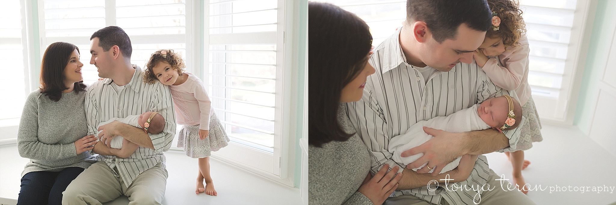 Best Maryland Newborn Lifestyle Session | Tonya Teran Photography, Gaithersburg, MD Newborn, Baby, and Family Photographer
