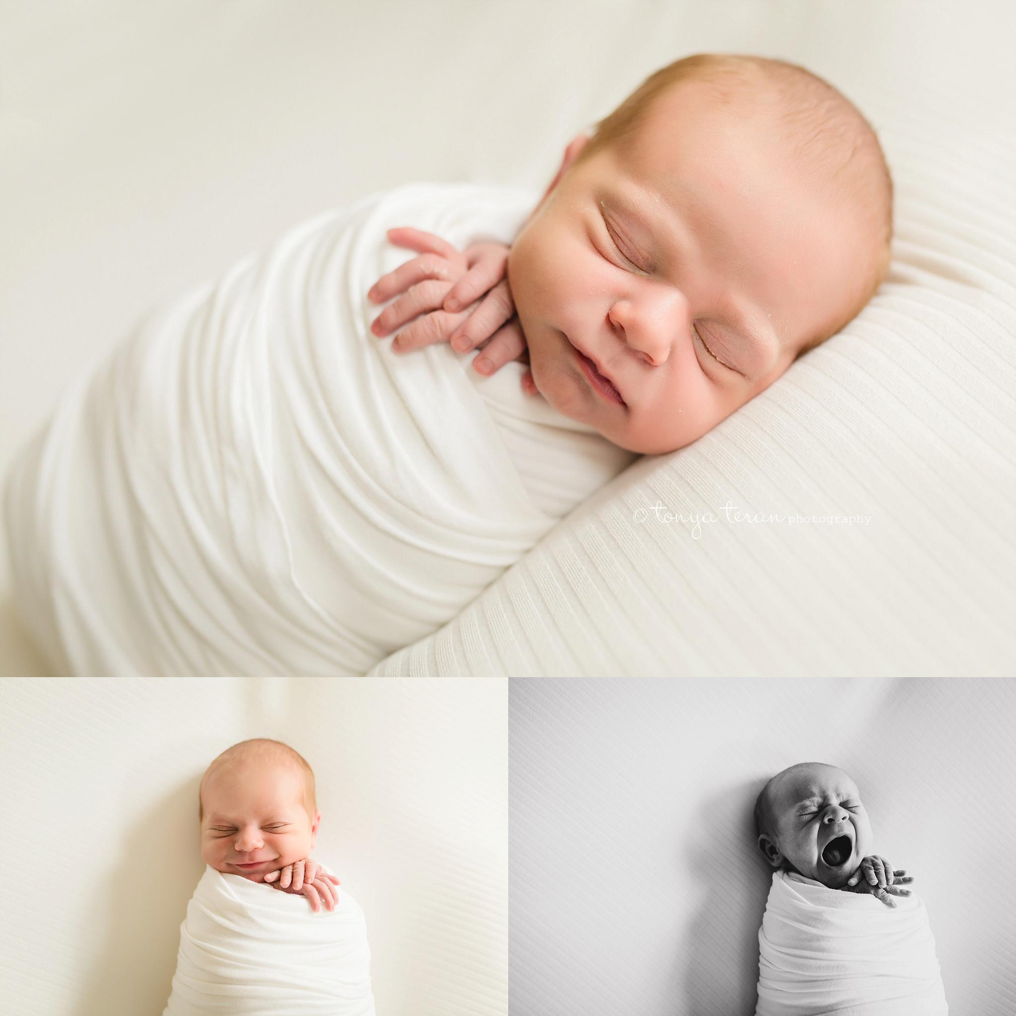 Newborn Studio Family Photo Session   Tonya Teran Photography, Bethesda, MD Newborn, Baby, and Family Photographer