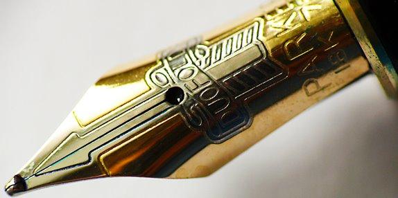 duofold fountain pen