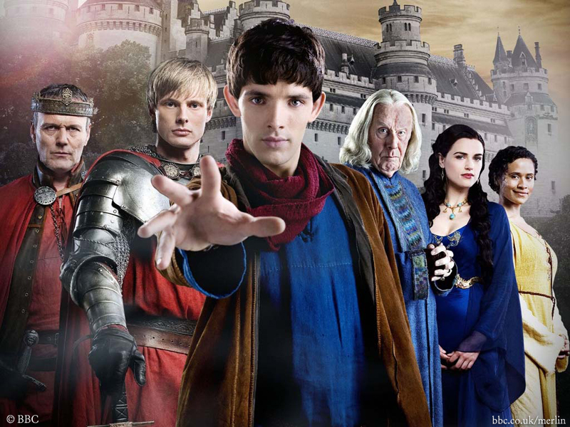 Merlin, Series Four