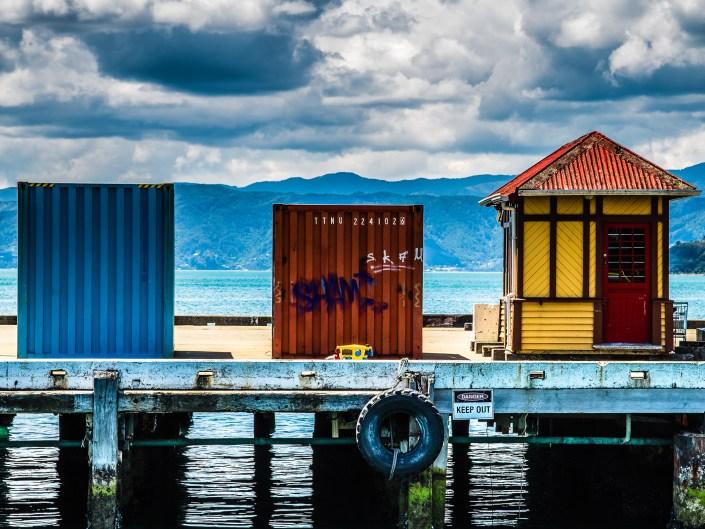 Wharf Storage