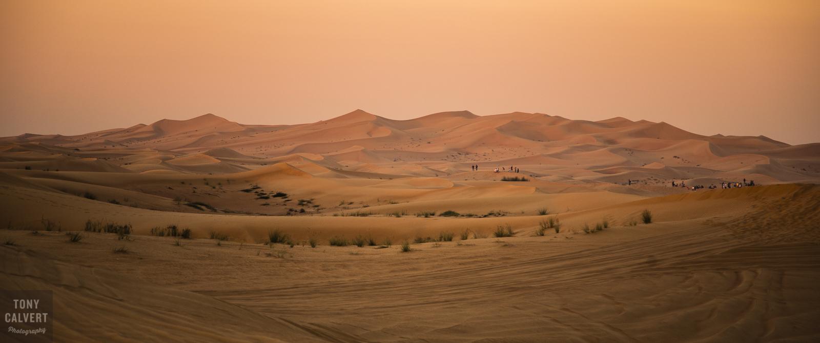Desert Sunset -Dubai