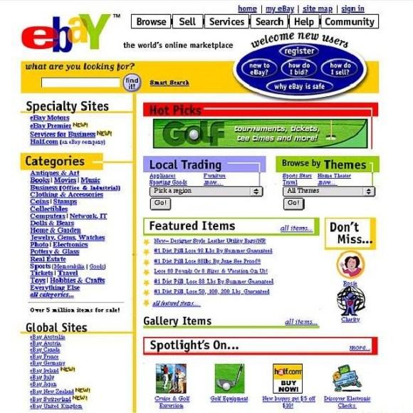 ebay 2001