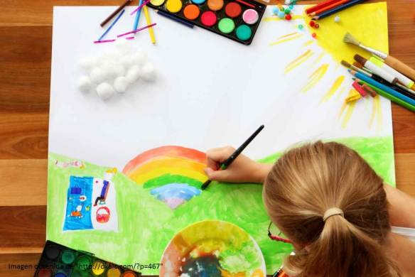 Dibuja, pinta y colorea siempre ha sido mi fuerte.