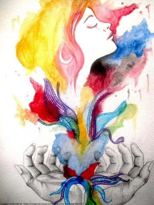 imaginacion. cambiar vida.