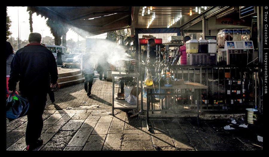 Walking the streets of old Jerusalem - 2013 © Tony Corocher | All Rights Reserved