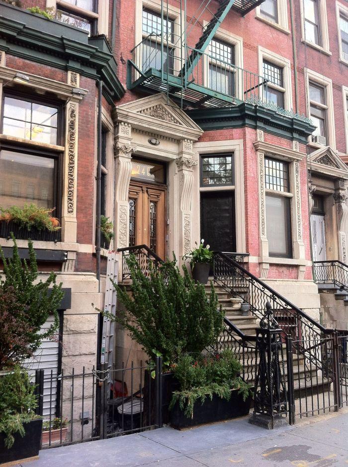 Upper NYC, mi hostel en Harlem