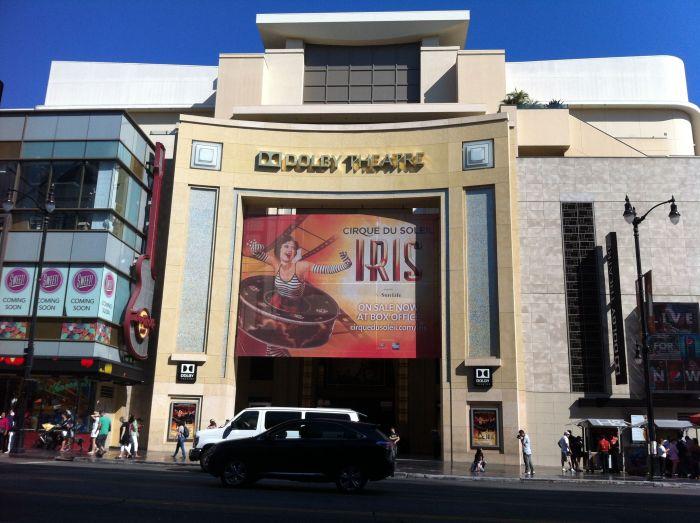 Dolby Theatre, el de los Oscars
