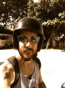 Mi viaje a Indonesia – Día 9 – Kuta/Sanur – En moto por Bali