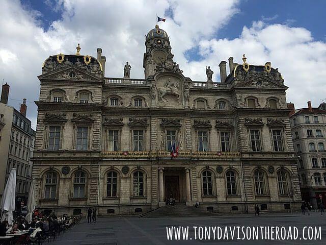Place des Terraux-Lyon