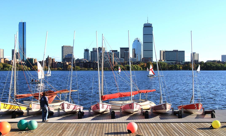 เรียนต่ออเมริกา เรียนต่อบอสตัน Study in Boston