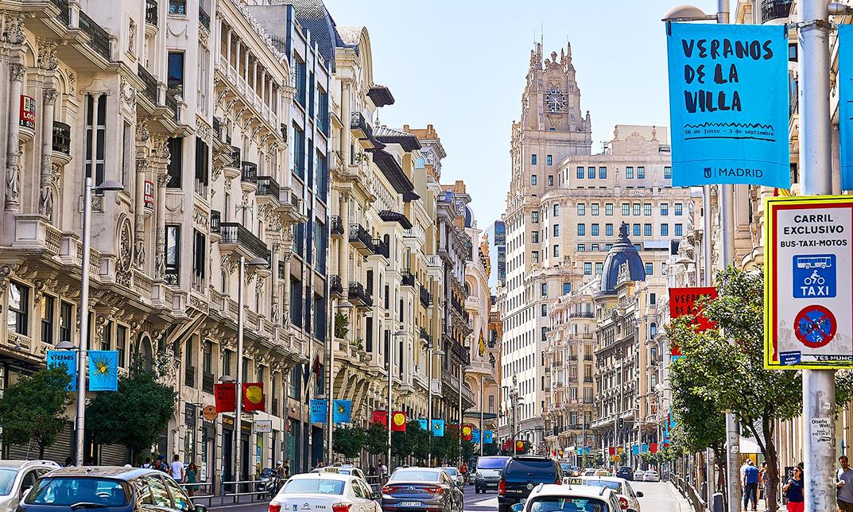 เรียนต่อมาดริด Study in Madrid เรียนต่อสเปน