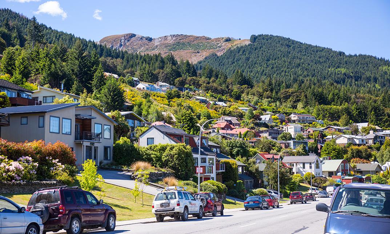Study in Queenstown เรียนต่อประเทศนิวซีแลนด์ ควีนส์ทาวน์ เรียนต่อควีนส์ทาวน์