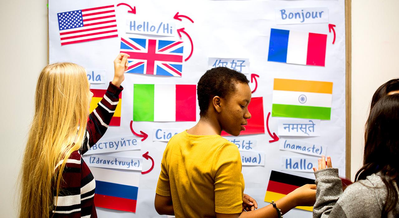 เรียนภาษา ต่างประเทศ study language abroad