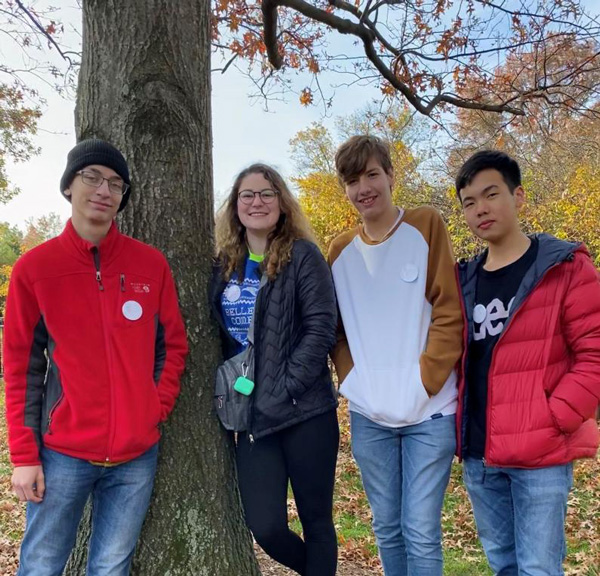 นักเรียนแลกเปลี่ยน Nacel Open Door